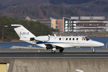 G-OCJZ - Private Cessna 525A Citation CJ2