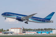 VP-BBR - Azerbaijan Airlines Boeing 787-8 Dreamliner aircraft