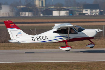 D-EEEA - Private Tecnam P2008