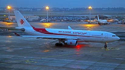 7T-VJA - Air Algerie Airbus A330-200