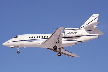 N600JM - Private Dassault Falcon 900 series
