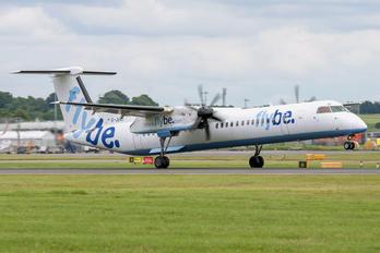 G-JECI - Flybe de Havilland Canada DHC-8-400Q / Bombardier Q400