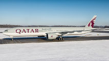 A7-BED - Qatar Airways Boeing 777-300ER aircraft