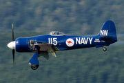 F-AZXJ - Private Hawker Sea Fury FB.11 aircraft