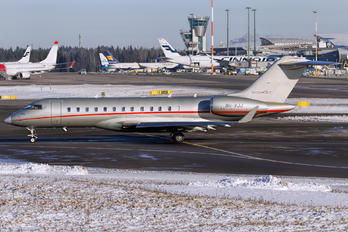 9H-VJJ - Vistajet Bombardier BD-700 Global 6000