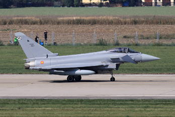 C.16-56 - Spain - Air Force Eurofighter Typhoon S