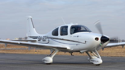 SP-SZP - Private Cirrus SR22