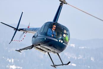SP-HPL - Private Robinson R44 Astro / Raven