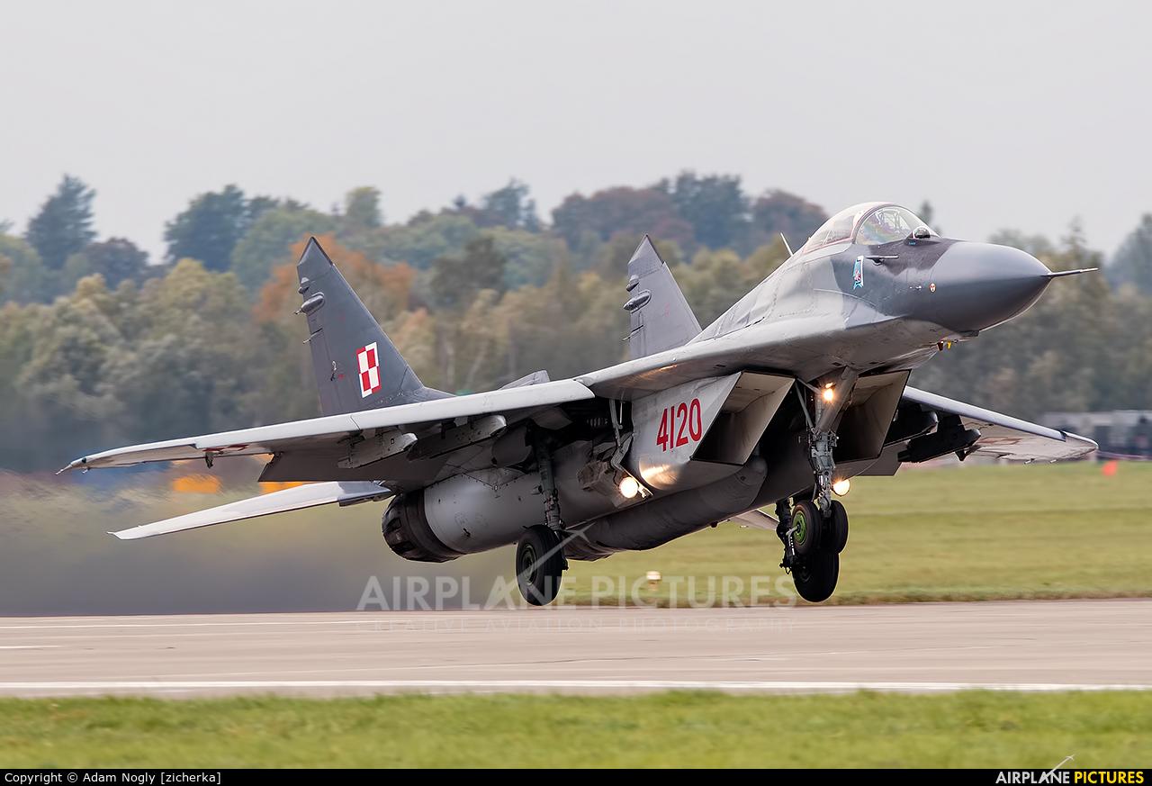 Poland - Air Force 4120 aircraft at Malbork