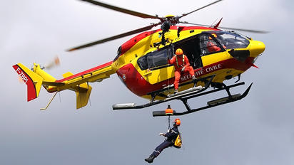F-ZBPI - France - Sécurité Civile Eurocopter EC145