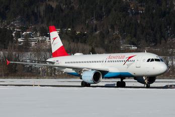 OE-LBU - Austrian Airlines/Arrows/Tyrolean Airbus A320