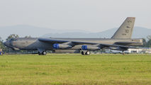 60-0038 - USA - Air Force Boeing B-52H Stratofortress aircraft