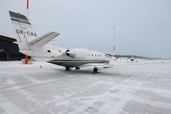 OK-CAA - CAA - Czech Aviation Authority Cessna 560XL Citation Excel