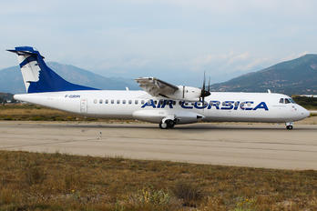 F-GRPI - Air Corsica ATR 72 (all models)