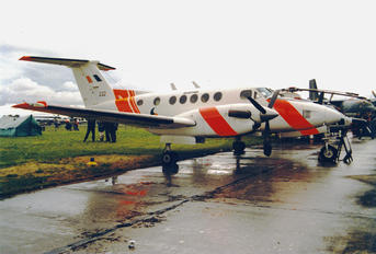 232 - Ireland - Air Corps Beechcraft 200 King Air