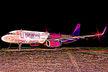 Wizz Air - Airbus A320 HA-LYS