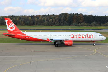 D-ALSA - Air Berlin Airbus A321