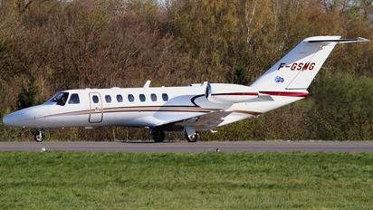 F-GSMG - Dalia Air Line Cessna 525B Citation CJ3