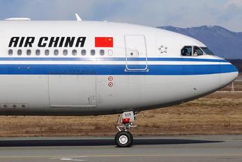 B-6505 - Air China Airbus A330-200