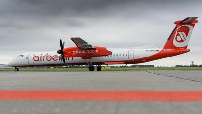 D-ABQD - Air Berlin de Havilland Canada DHC-8-400Q / Bombardier Q400