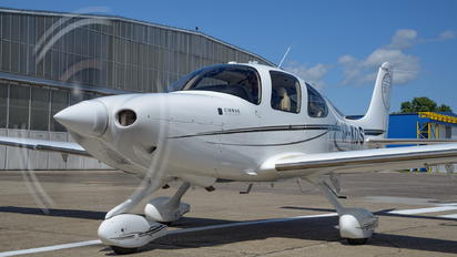 SP-KOS - Private Cirrus SR22