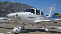 SP-KOS - Private Cirrus SR22 aircraft