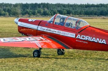 SP-EMF - Grupa Akrobacyjna Żelazny - Acrobatic Group Zlín Aircraft Z-526F