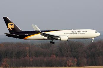 N347UP - UPS - United Parcel Service Boeing 767-300F