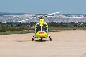 EC-IJR - INAER Agusta Westland AW109 E Power Elite