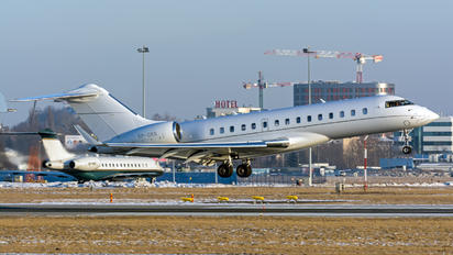 VP-CKR - Private Bombardier BD-700 Global Express