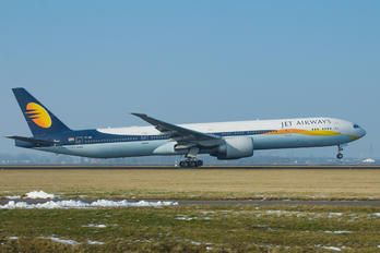 VT-JEX - Jet Airways Boeing 777-300ER