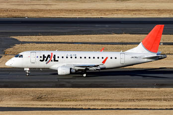 JA216J - J-Air Embraer ERJ-170 (170-100)