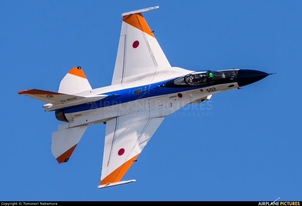 Japan - Air Self Defence Force 63-8502 aircraft at Hamamatsu AB