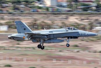 C.15-59 - Spain - Air Force McDonnell Douglas EF-18A Hornet