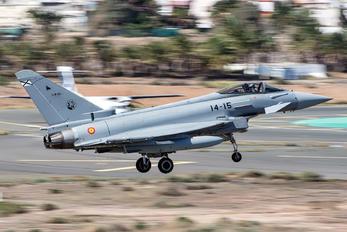 C.16-55 - Spain - Air Force Eurofighter Typhoon