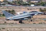 C.16-39 - Spain - Air Force Eurofighter Typhoon S aircraft