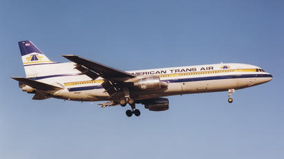 N196AT - American Trans Air Lockheed L-1011-50 TriStar