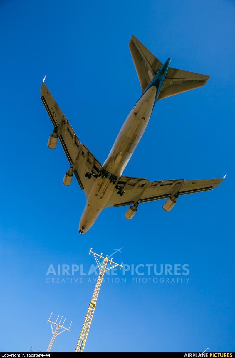 KLM Cargo PH-CKA aircraft at San Jose - Juan Santamaría Intl