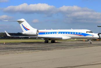 LX-NAD - Luxaviation Bombardier BD-700 Global Express XRS