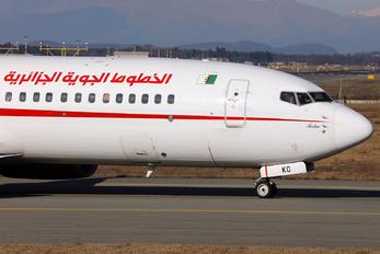 7T-VKC - Air Algerie Boeing 737-800