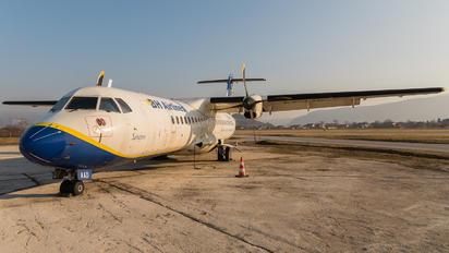 E7-AAD - Air Bosnia - BH Airlines ATR 72 (all models)