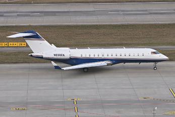 N930EN - Private Bombardier BD-700 Global Express