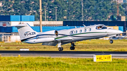 PT-KZR - Lider Taxi Aereo Learjet 35