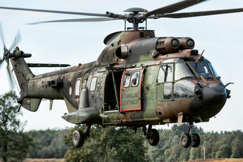 S-444 - Netherlands - Air Force Aerospatiale AS532 Cougar