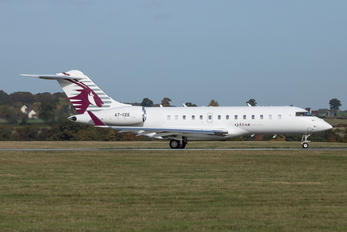 A7-CEE - Qatar Executive Bombardier BD-700 Global 5000