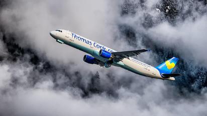G-NIKO - Thomas Cook Airbus A321