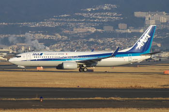 JA73AN - ANA - All Nippon Airways Boeing 737-800