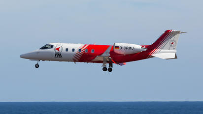 D-CPMU - FAI - Flight Ambulance International Bombardier Learjet 60
