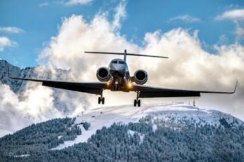 VP-BLW - Private Gulfstream Aerospace G-V, G-V-SP, G500, G550