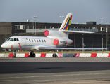 Bolivian Government Falcon 50 at Rotterdam title=